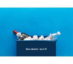 La base du zéro déchet : la règle des 5 R